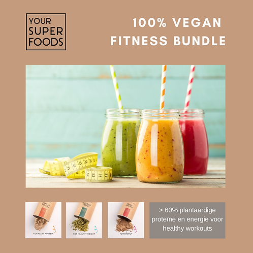 Your Super - FITNESS BUNDLE - Creating the best of yourself