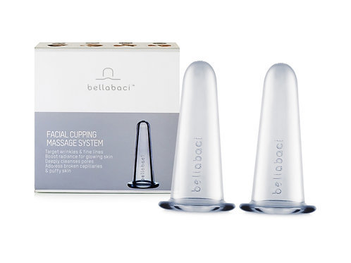 Siliconen Body Cups Facial - jouw antwoord tegen gezichtsrimpeltjes