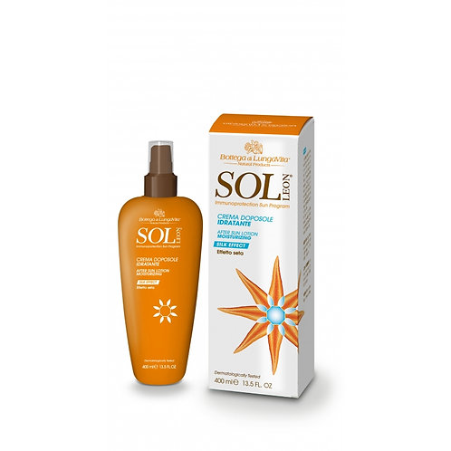 SOL Léon - After Sun Lotion -  Hydraterend en verzachtend (400 ml)