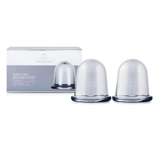 Siliconen Body Cups XL (set  van 2) - jouw XL-wapen tegen cellulite