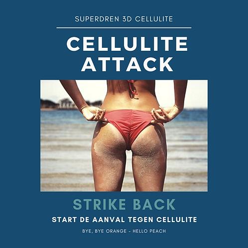 CELLULITE STRIKE BACK - start de aanval tegen cellulite