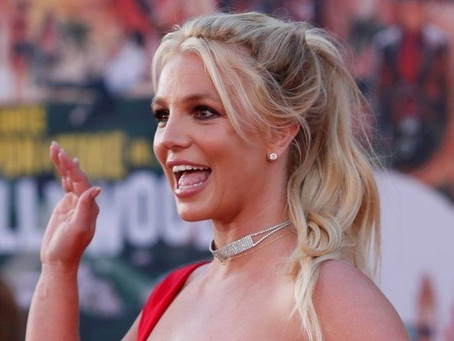 A la Britney bitch!