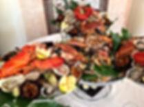 Pranzo di Natale menù Plateau Royal