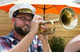 Hacienda brass band