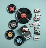 Elite Tins - Vintage Audio