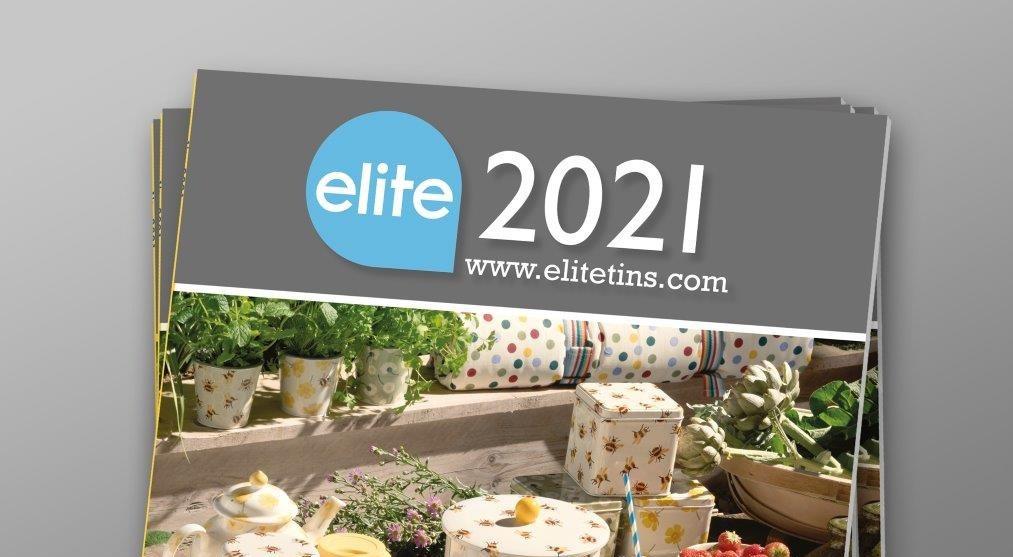 Elite Tins - 2021 Catalogue