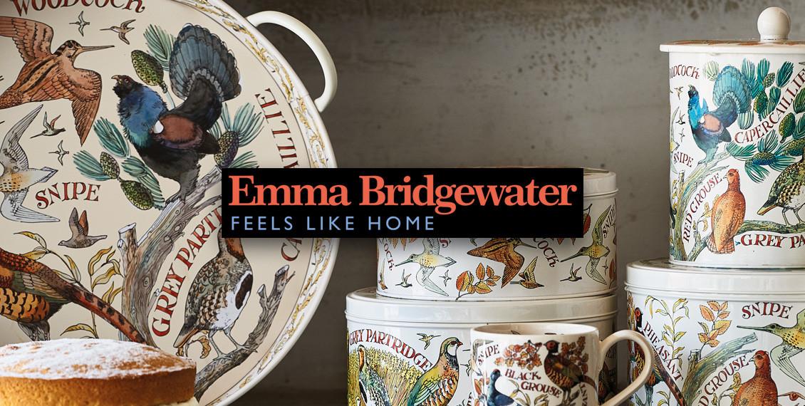 Elite tins Emma Bridgewater Game Birds T