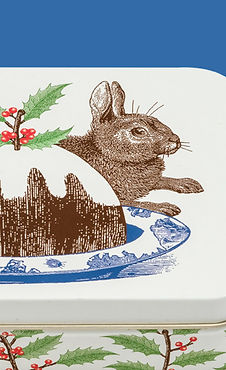 Thornback & Peel christmas gift tin Elit