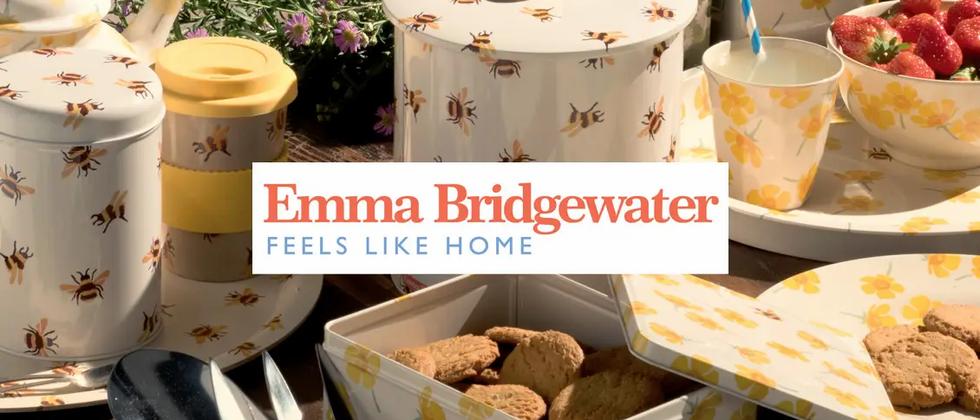 Elite tins Emma Bridgewater bumblebee