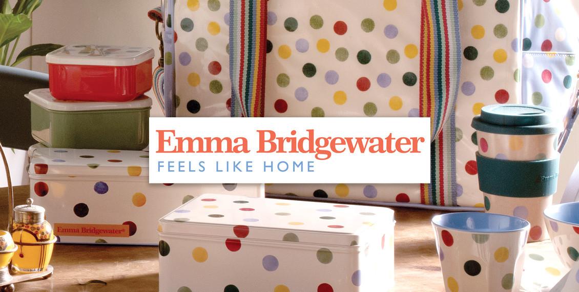 Elite tins Emma Bridgewater Polka Dot