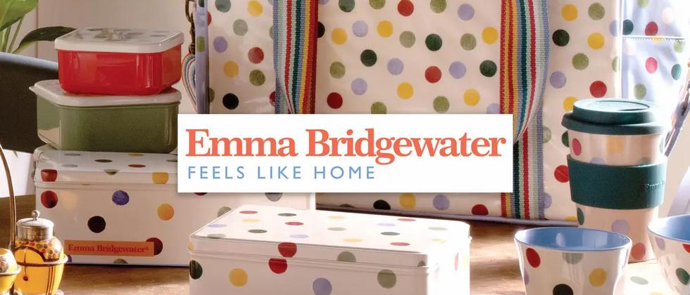 Elite tins Emma Bridgewater Polka Dot ki