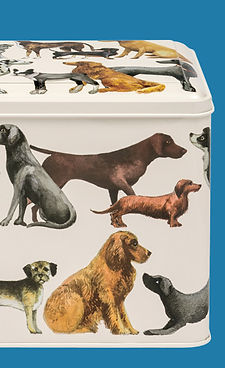 Emma Bridgewater dogs dog food snack bon