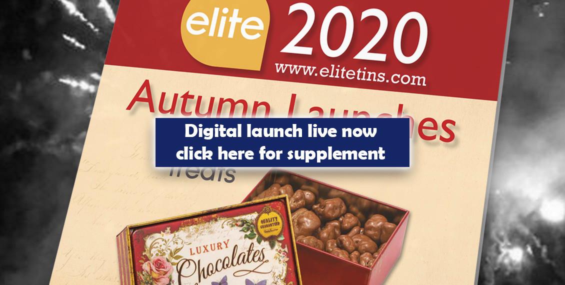 Elite tins gift boxes tin autumn launche