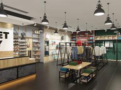 Лофт магазин одежды