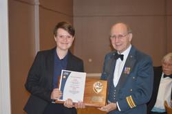 Cdt Yeoman - Best New Cadet 2019