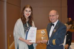 Cpl Sharpe - Best NCO 2019