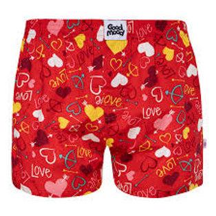 Boxer Los Hearts