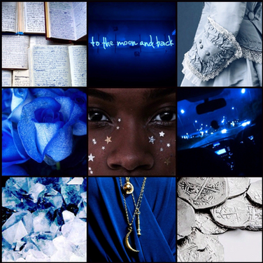 INTP + Ravenclaw + 4w3 + Horned Serpent