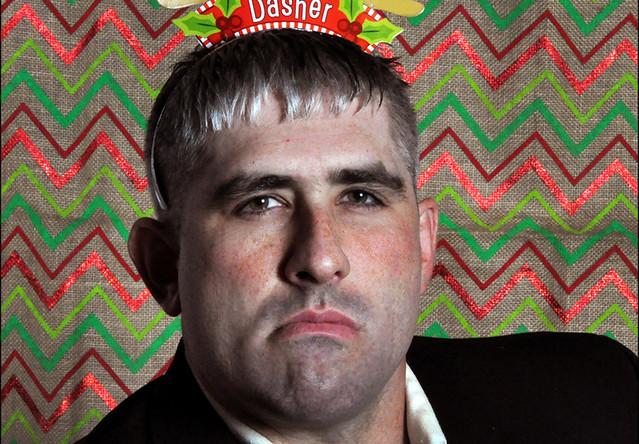 Matt Gordon as Dasher