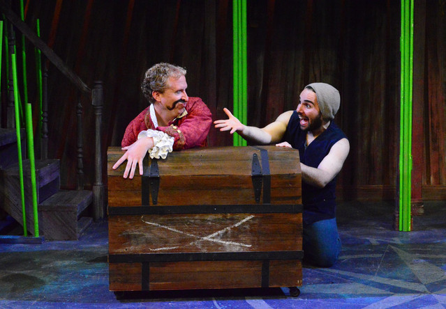 """""""It's Smee, sir! Your right hand man!"""""""