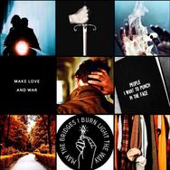 Sagittarius x INTJ x Gryffindor