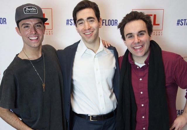Todd Ritch, Joe Marx & me