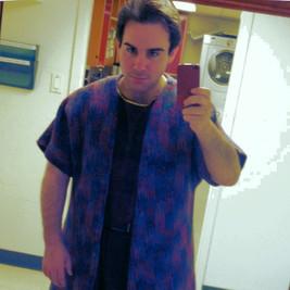 Crispus' Act 1 costume