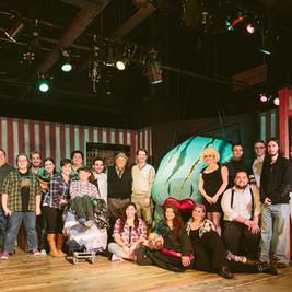 Cast & Crew (including Patrick Carman)
