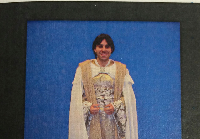 My Herald (favorite) costume