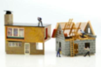 Rénovation construction de l'habitat