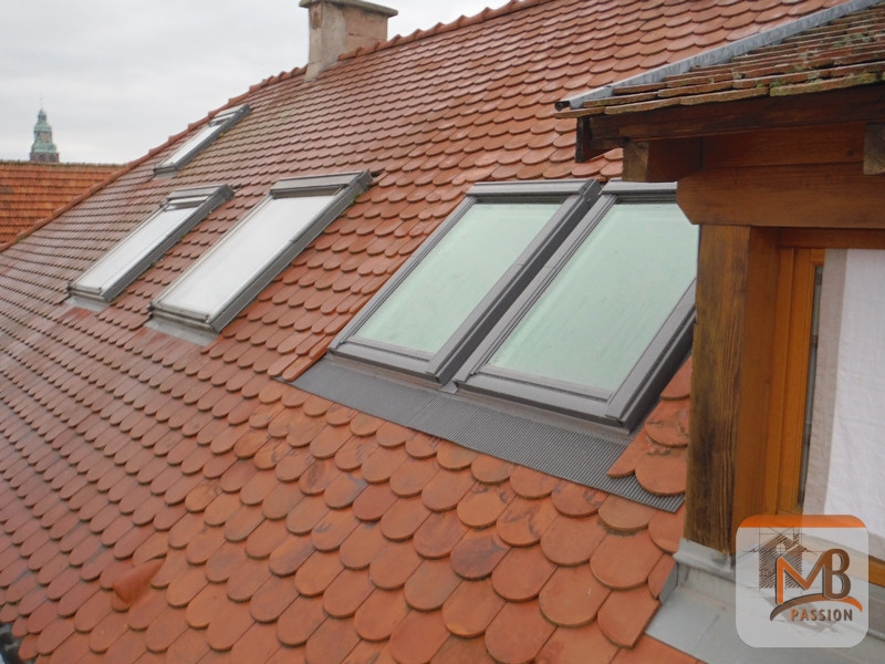 mb passion poser ou remplacer vos fen tres de toitures velux et roto. Black Bedroom Furniture Sets. Home Design Ideas