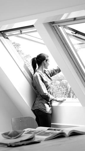 Fenêtre de toiture Velux