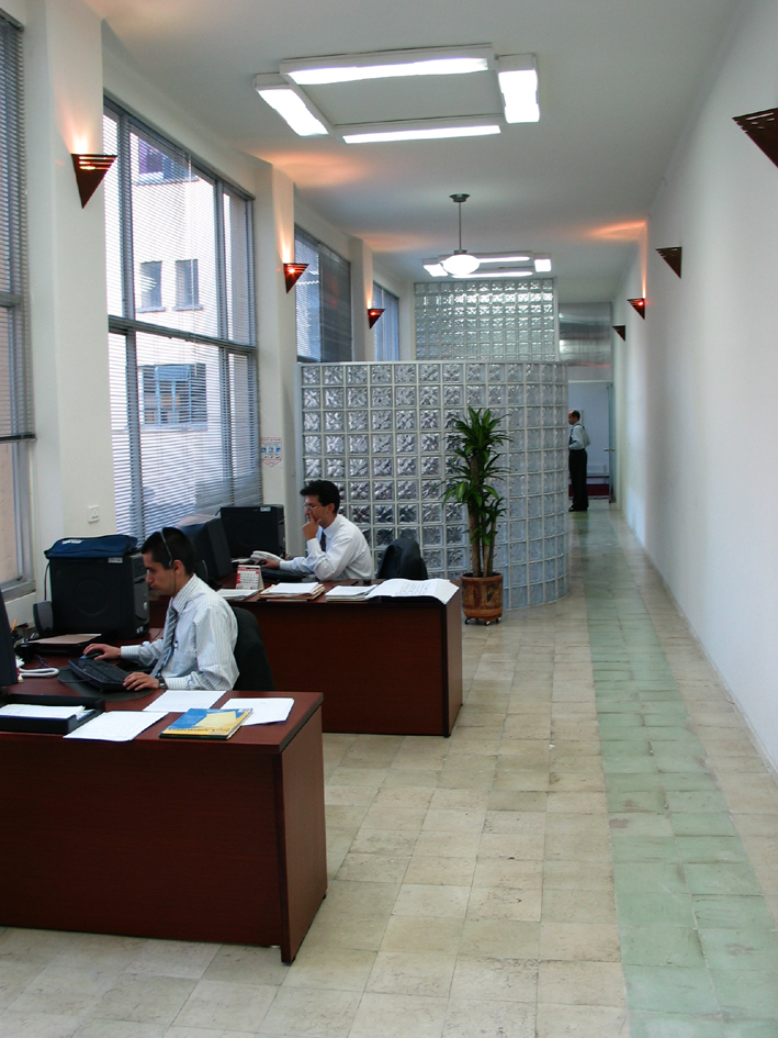 INIF HQ offices