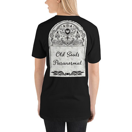 Old Souls Paranormal Short-Sleeve Unisex T-Shirt