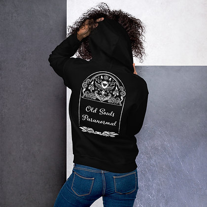 Old Souls Paranormal Outline Unisex Hoodie
