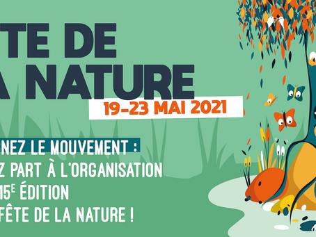 Fête de la Nature édition 2021