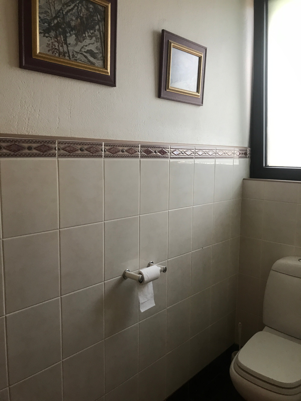 2nd Toilet