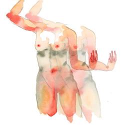 Figure Study 4 Ghost