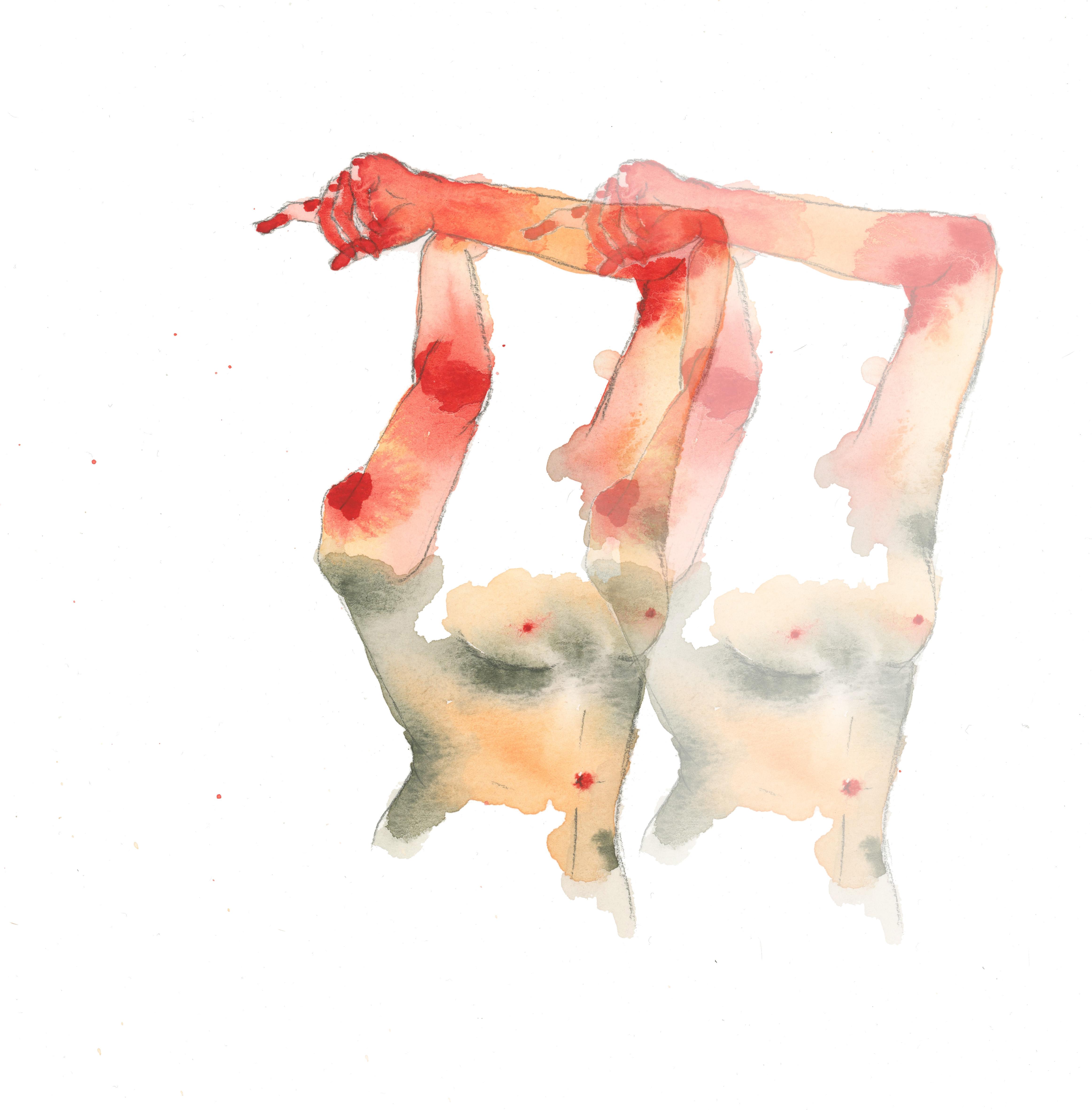 Figure Study 6 Ghost