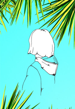 tropical pine