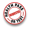 Health pass or test required for Welc'Home!