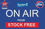 Spots radio Stock Free sur Europe 1. Salon import & déstockage. lots, permanent, décoration maison, équipement famille, meilleur prix. Stock Free et Europe 1, Stock Free et Europe 1, Stock Free et Europe 1, Stock Free et Europe 1, Stock Free et Europe 1, Stock Free et Europe 1