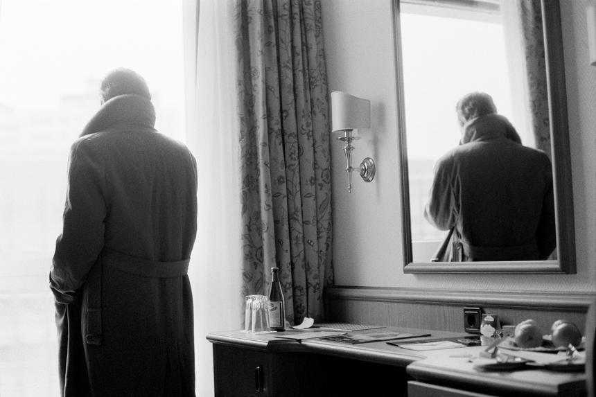 leonard cohen royalton hotel new york 1985