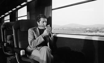 leonard cohen côte d'azur 1981