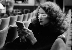marisa berenson paris 1983