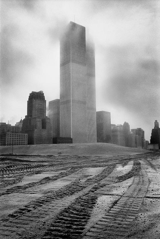 the twin towers new york novembre 1977