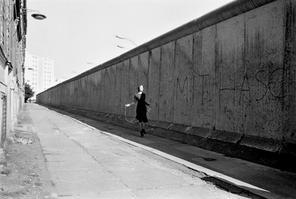 isabelle adjani mur de berlin