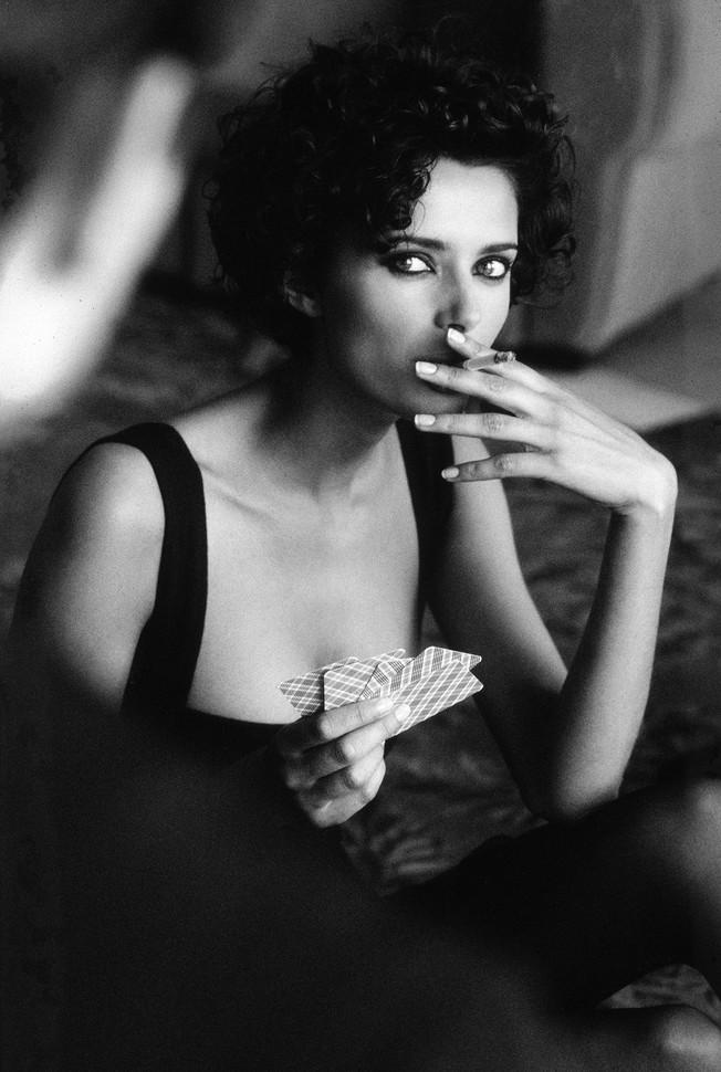 VOGUE PARIS - Heather Stewart-Whyte & Hervé Le Bihan - 1992