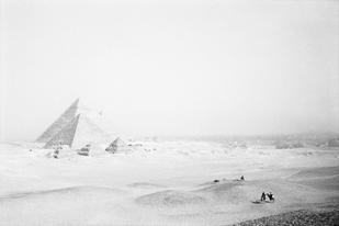 les pyramides égypte 1976