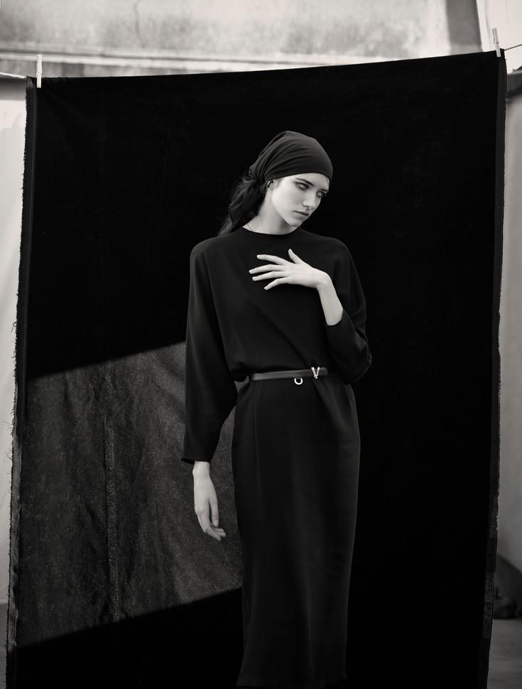 Grace Hartzel for Numéro n°211 march 2020